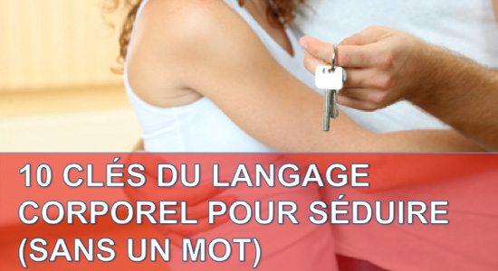 séminaire décodeur non verbal Conférence en ligne  les 10 clés pour séduire avec le langage du corps