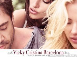 vicky cristina barcelona 300x225 22 films de lovers pour séduire une fille sur votre canapé