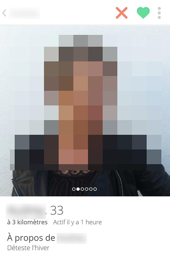 Profil Tinder 9 e1422443913361 Comment écrire un Premier Message Percutant sur Tinder  ! (12 exemples décryptés)