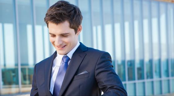shabiller pour un entretien dembauche 560x309 Suit up ! Comment bien choisir son costume pour avoir la classe !