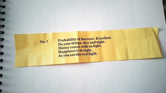 Fortune cookie motivation 1 31 citations pour décupler votre motivation et ne jamais baisser les bras !