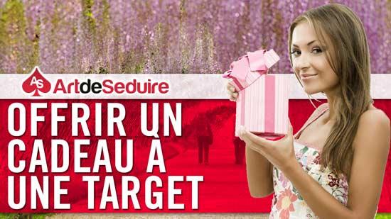 cadeau target 500 Faire un Cadeau à une Target pour la Draguer : idée de Génie ou Fail garanti ?