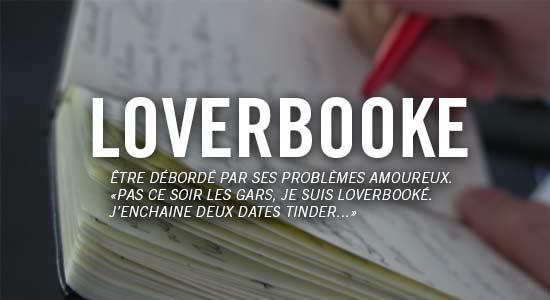 loverbooke Le Dictionnaire Décalé de la Drague ! (par Eros & Sélim)