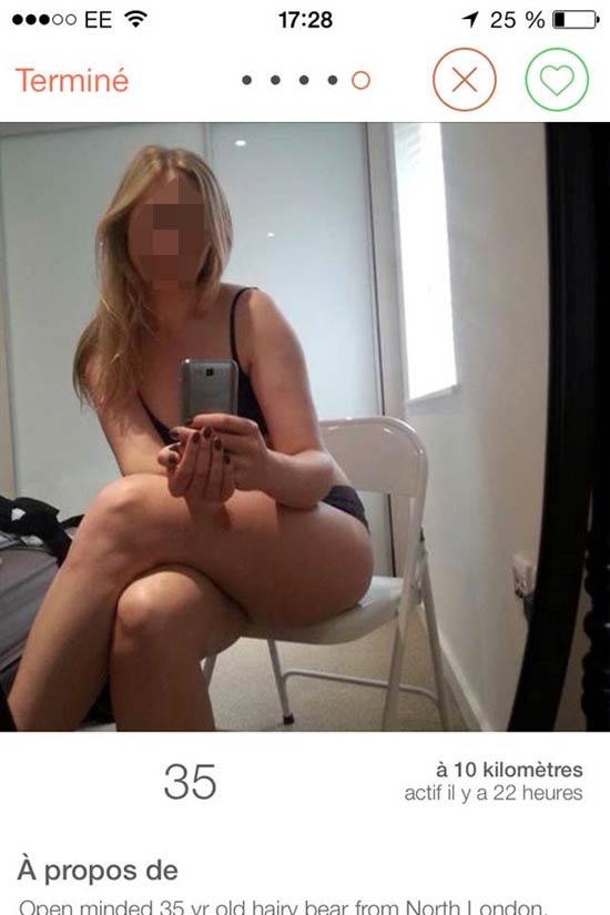 tinder 10 Comment MAL choisir sa Photo de Profil sur TINDER : les 10 Pires Photos à éviter !