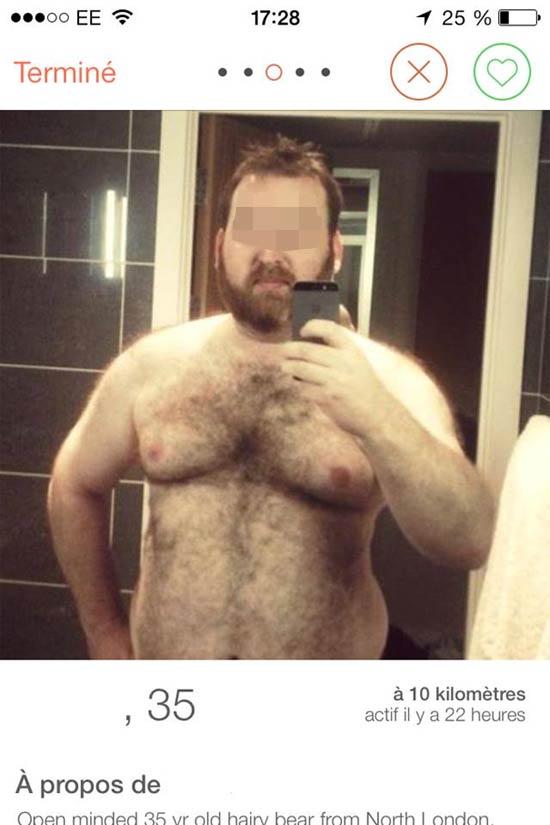 tinder 9 Comment MAL choisir sa Photo de Profil sur TINDER : les 10 Pires Photos à éviter !