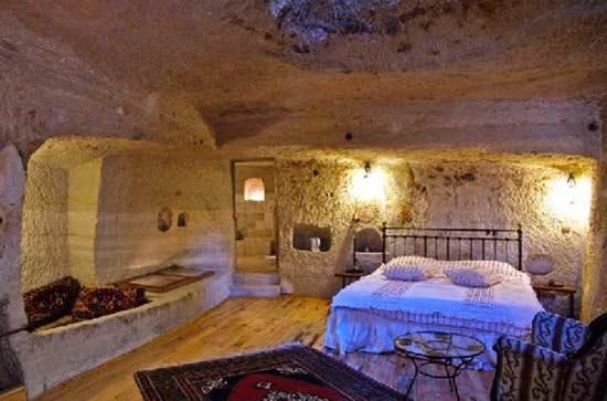 Aydinli Cave Hotel Turquie La Liste Ultime des 35 Endroits pour faire LAmour
