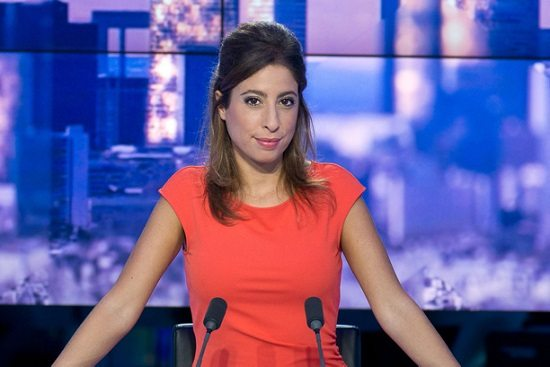 JOurnal TV Léa Salamé 7 Liens Sans Aucun Lien : Episode 2
