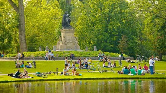 vondel park 7 Lieux Insolites Pour Faire L'amour