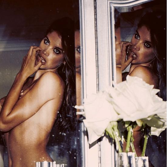 SaraSampleo Sexy instagram Les 30 photos Instagram les plus Sexy de Sara Sampaio