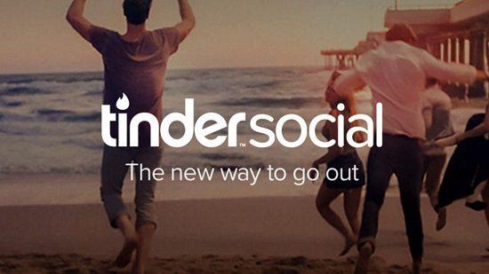 Tinder Social Sortie France Tinder Social : Le Nouveau Moyen de Sortir et de Se faire des Amis sur Tinder !