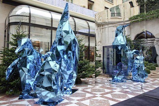 Décorations de Noël FSGV ®Guillermo ANIEL QUIROGA 5 Restaurants Ou Bar À Paris Pour Un Premier Rendez Vous