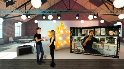 Dating LEssons VR 2 Dating Lessons VR : La Réalité Virtuelle Pour Apprendre à Séduire Débarque !
