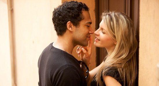 erreurs quand embrasser femme