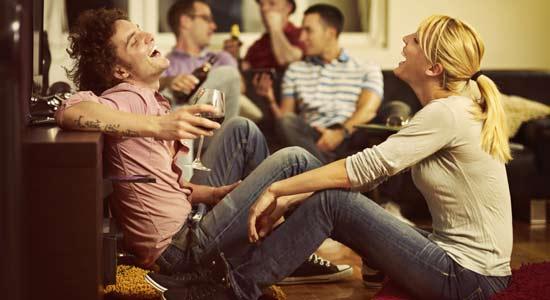 Fun dans la conversation Comment Mettre du Fun dans la Conversation ?
