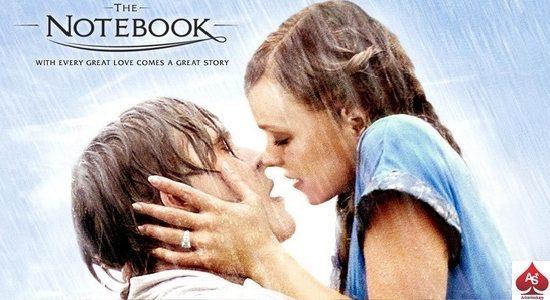 meilleurs films romantiques the notebook Les 17 Meilleures Comédies Romantiques à Regarder en 2017