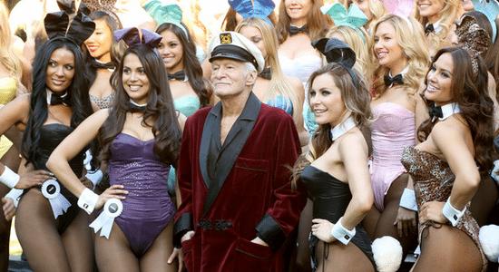 hugh hefner playboy story1 Amazon Présente American Playboy: The Hugh Hefner Story