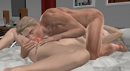 photo positions sexuelles3 Photos des Meilleures Positions au Lit pour Faire L'amour à une Femme