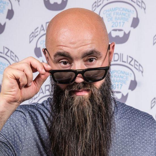 championnat france barbe julien Championnat de Barbe de France : La Plus Belle Barbe de France 2017 A Eté Élue !
