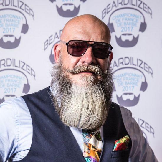 plus belle barbe france vincent Championnat de Barbe de France : La Plus Belle Barbe de France 2017 A Eté Élue !