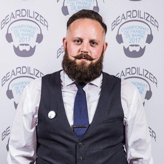 plus belle barbe france yohann Championnat de Barbe de France : La Plus Belle Barbe de France 2017 A Eté Élue !