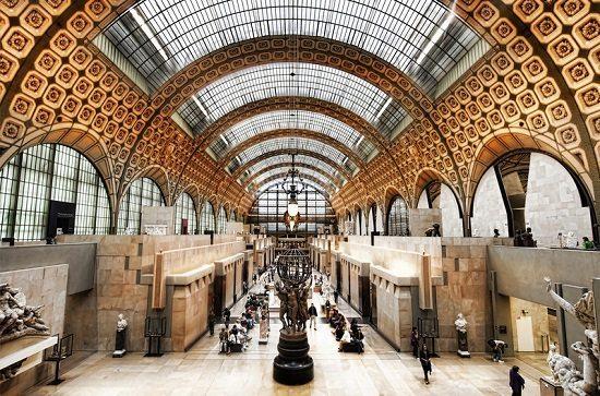 draguer une touriste paris musée dorsay Comment Draguer une Touriste à Paris (ou Ailleurs !)
