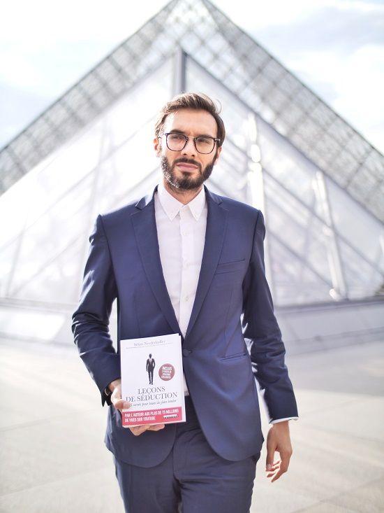 leçons de séduction concours  Leçons de Séduction de Sélim Niederhoffer : Le Livre Pour Devenir Plus Attirant Est Disponible !