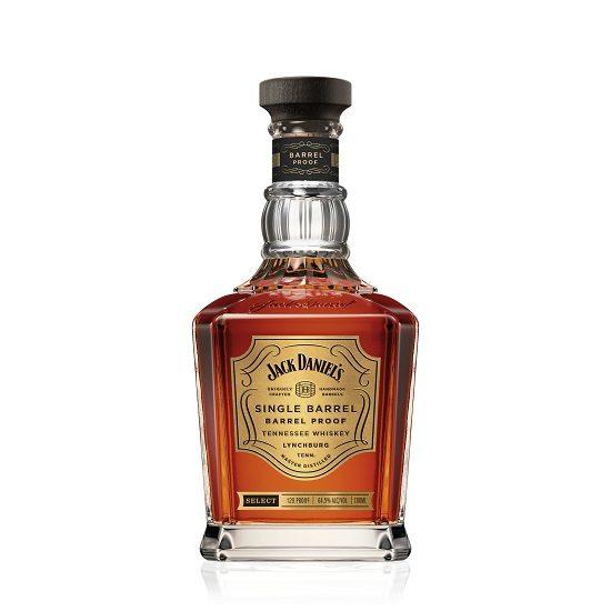 JACK DANIELS SINGLE BARREL BARREL PROOF 80 euros Jack Daniels Dévoile Ses Nouveaux Whiskys 2017