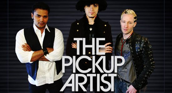 The pick up artist télé réalité