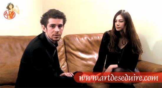Les cinq piliers de la seduction video