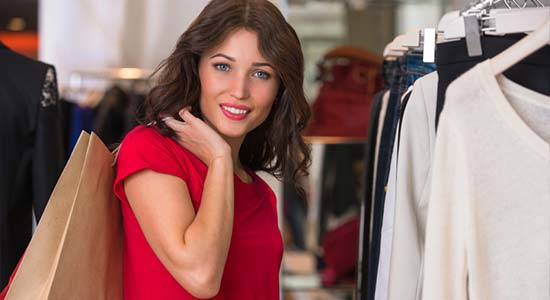 comment draguer une vendeuse