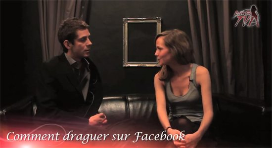 Comment draguer sur facebook Comment Draguer sur Facebook (video)