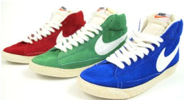 Nike Blazer Comment choisir ses sneakers ?
