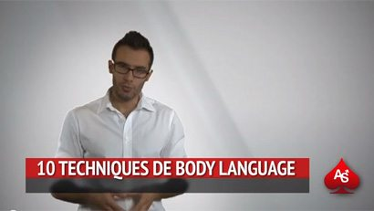 10 techniques body language 10 Leçons Indispensables de Body Language (Vidéo)