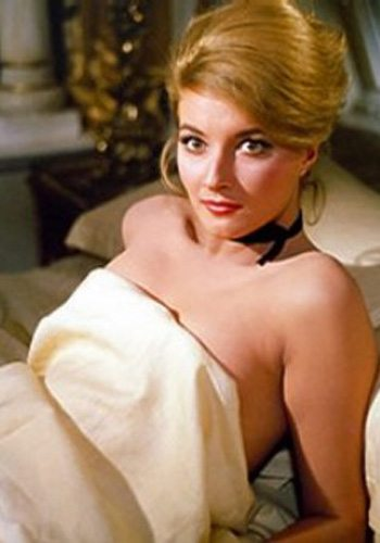 02 Daniela Bianchi Bons Baisers de Russie James Bond Girl : élisez la plus belle !