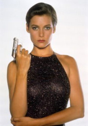21 Carey Lowell Permis de Tuer James Bond Girl : élisez la plus belle !