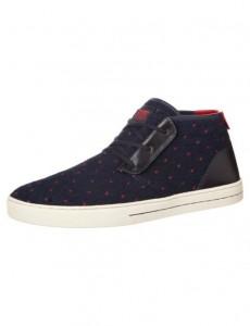 Les sneakers étudiante