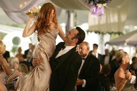 Draguer pendant un mariage