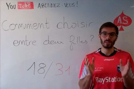 31 questions séduction jour 18