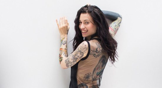 Interview Tattoorialist le tatouage arme de seduction massive 2