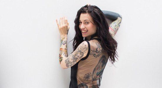 Interview Tattoorialist le tatouage arme de seduction massive 2