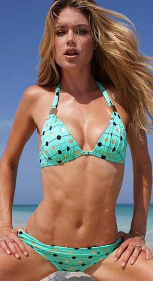Doutzen Kroes Artdeseduire Top10 1 Top 10 Babes du mois : Les Anges de Victorias Secret