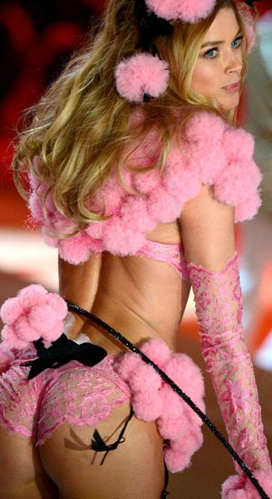 Doutzen Kroes Artdeseduire Top10 4 Top 10 Babes du mois : Les Anges de Victorias Secret