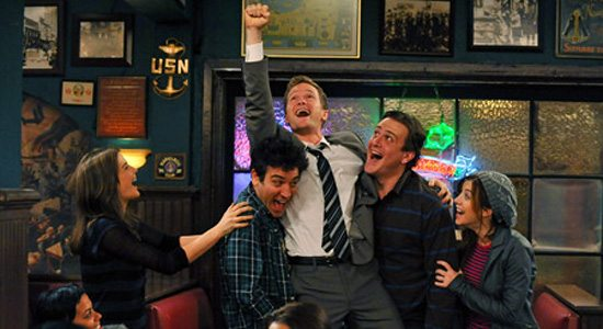 HIMYM Perfect week