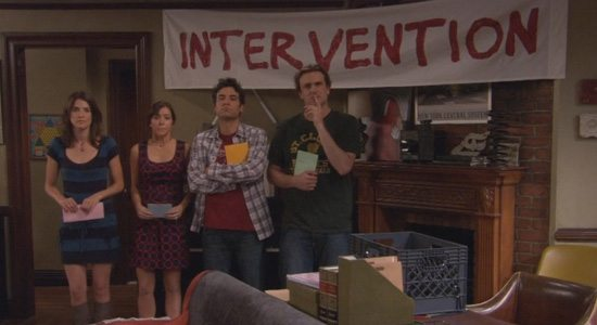 HIMYM intervention Le top 10 des épisodes de How I Met Your Mother