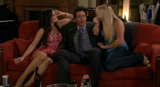 HIMYM plan a trois Le top 10 des épisodes de How I Met Your Mother