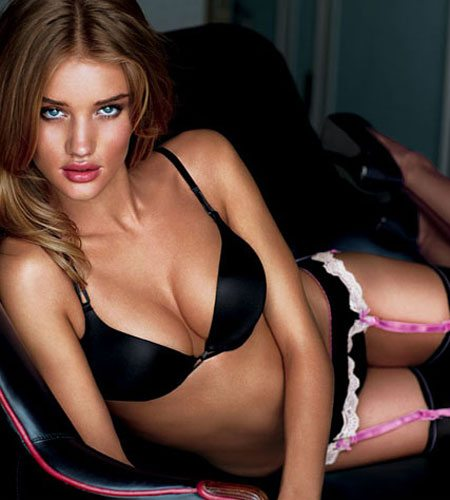 Rosie Huntington Artdeseduire Top10 3 Top 10 Babes du mois : Les Anges de Victorias Secret