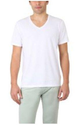 T-shirt blanc homme
