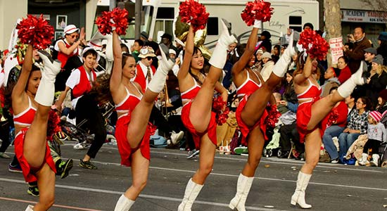 cheerleaders belles sexy