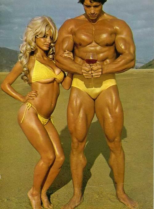 La jeunesse d'Arnold Schwarzenegger - leçon de vie