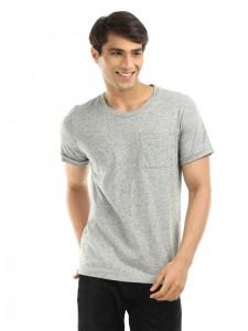 t-shirt couleur sobre